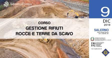 La gestione dei rifiuti e delle terre e rocce da scavo in edilizia