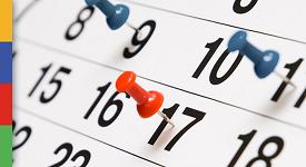 Calendario Corsi e Seminari
