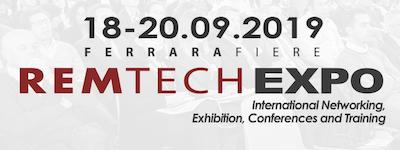 RemTech Expo 2019 - Premio
